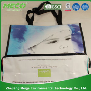 Promotional PP Tote Bag Woven Bag for Gift pictures & photos