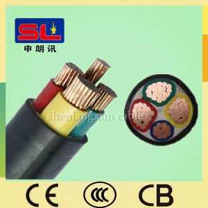 Nyy PVC Insulated Sheathed Un-Armored Power Cable