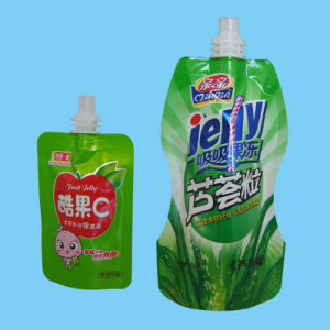 Aloe Juice Jelly Packaging Bag pictures & photos