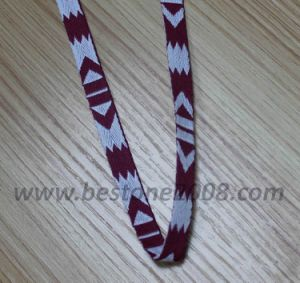 High Quality Polyester Jacquard Webbing for Bag Accessories #1312-12 pictures & photos