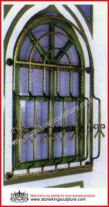Forged Iron Window Guard/ Window Grills/ Metal Window pictures & photos