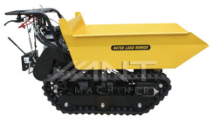 Hydraulic Self Loading Mini Dumper By400 pictures & photos