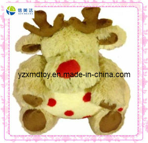 High Quality Stuffed Deer Toy pictures & photos