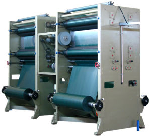 Automatic Film Slitting and Extrusion Machine for Sun-Shade Net pictures & photos
