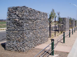 2X1X1m Welded Gabion Box pictures & photos