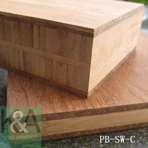 Carbonized Strand Woven Bamboo Furniture Boards /Best Panel (PB-SW-C)