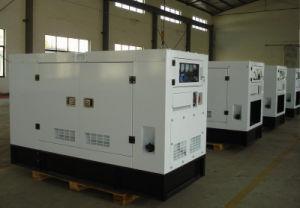 125kVA Lovol Series Generator Set (Silence) (HF100L2) pictures & photos