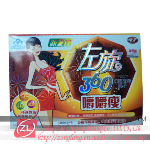 360 L-Carnitine Weight Loss Chewing Slimming Pills pictures & photos