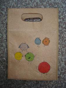Jute Non Woven Bags (LLP-JNB005)