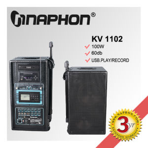 Wireless Outdoor PA System KV 1102