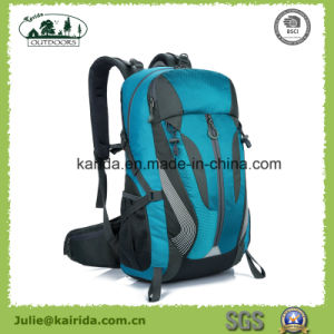 Polyester Nylon-Bag Hiking Backpack D406 pictures & photos