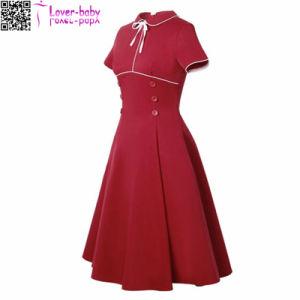 Women′s Clothing 2017 Ladies Wear Dresses (L36197) pictures & photos