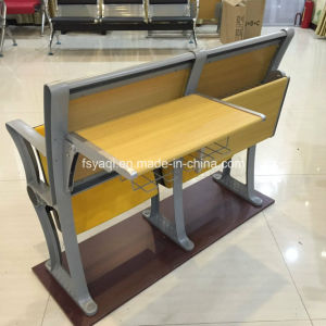 Alunimium Alloy with Cushion and Armrest Classroom Furniture (YA-012N) pictures & photos