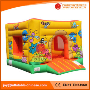 2017 PVC Tarpaulin Inflatable Jumping Bouncy House Castle (T1-617) pictures & photos
