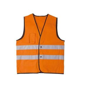 High Visibility Safety Vest with Reflectors pictures & photos
