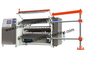 Automatic High Speed Slitting Rewinding Machine for Plastic Film pictures & photos