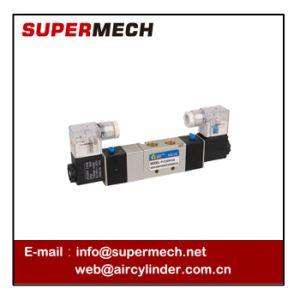 4V230c-08 Pneumatic Control Solenoid Valve 12V 24V 110V 220V AC pictures & photos