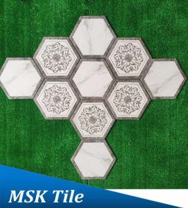 Hexagon Porcelain Floor&Wall Tile Kpya23009q-W