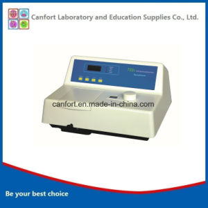 Economical Easy Operation Hot Sale Visible Spectrophotometer 722s pictures & photos
