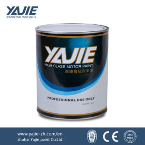 1k Metallic Car Paint Usage, Yj-1k 8004 Fine Sparkling Silver pictures & photos