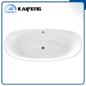 Acrylic Resin Freestanding Slipper Tub (KF-720) pictures & photos
