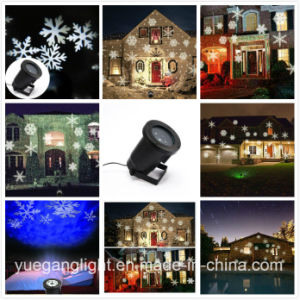 Low Voltage Waterproof LED Projector Stage Lighting for Outdoor Decoration pictures & photos