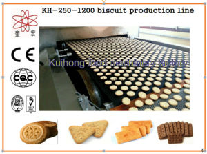Kh-600 Automatic Soft Biscuit Production Line Machine pictures & photos