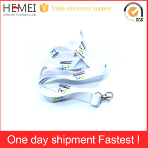 Promotion Gift Cheap Price Heat Transfer Printing Neck Lanyard pictures & photos