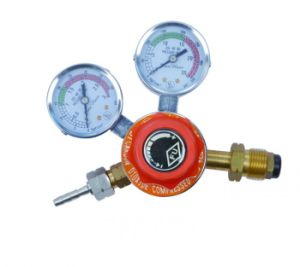 Pressure O2 Oxygen Regulator Compatible Good Condition pictures & photos