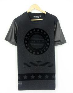 2017 Street Style Burn out Fabric Fashion T-Shirts