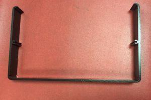 Customized High Anodised 20 Um Finish Aluminium Extruded Profile for Electronics pictures & photos