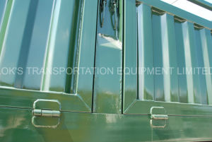 40feet Stake Semi Trailer for Vietnam Market pictures & photos