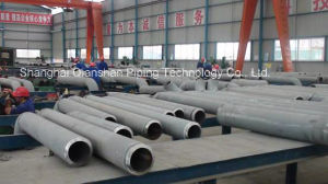 Automatic Pipe Prefab Line pictures & photos