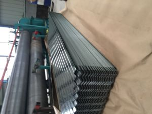 Lowes Metal Galvanized Corrugated Steel Roofing Sheet Price pictures & photos