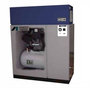 Dental Oil Free Piston Air Compressor pictures & photos