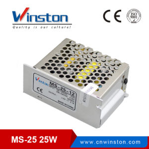 Mini Volume Series LED Driver Constant Voltage Switching Mode Power Supply (MS-25) pictures & photos