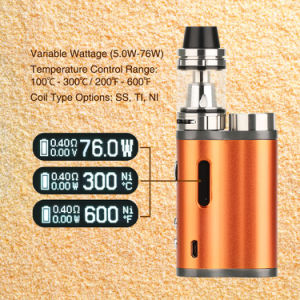 Chinese Supplier Vape Mods 2017 Jomotech Lite 76ers Vape with Child-Proof Lock pictures & photos