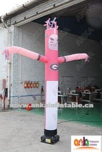 Outdoor Inflatable Sky Dancer Costume Waving All The Time with Blower pictures & photos