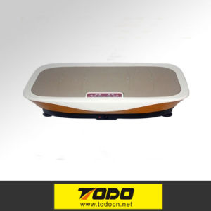 Todo Dual Motor 3D Vibration Platform Machine Full Body Crazy Fit Massager pictures & photos