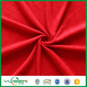 100 Polyester Polar Fleece Fabric for Garments pictures & photos