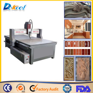 1325 CNC 3D Wood Crafts Sculpture Furniture Engraving Machine Sale pictures & photos