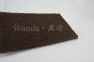 Wholesale Abrasive Cleaning Pad Brown Scouring Pad for Kitchen pictures & photos