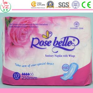 Hot Sale Ladies Sanitary Napkin with Ce and SGS pictures & photos