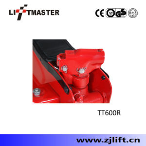 2ton Hydraulic Lower Profile Jack 360° Rotation pictures & photos