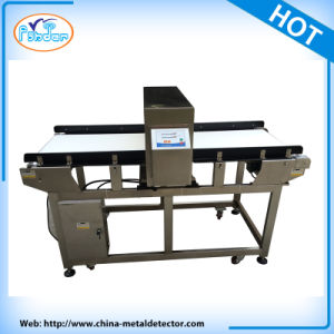 Food Processing Metal Detector with Conveyor Belt for Food Inspection pictures & photos