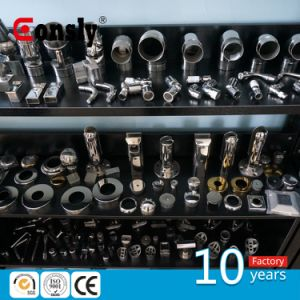 High Quality Square Tube Bar Fittings& Cross Bar Holder for Railing Handrail pictures & photos