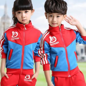 Quality Wholesale Spring Kids School Uniform for Primary School Uniforms pictures & photos