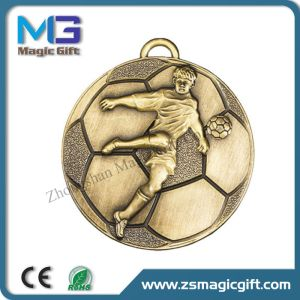 China Factory Make OEM Athletics Award Medal with 3D Effect pictures & photos
