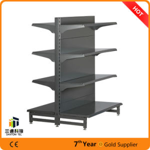 Double Side Shelving Gondolas pictures & photos