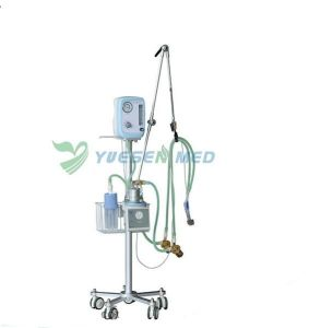 Mobile Model Ysav200d Medical Hospital Newborn Baby Children CPAP Respirator pictures & photos